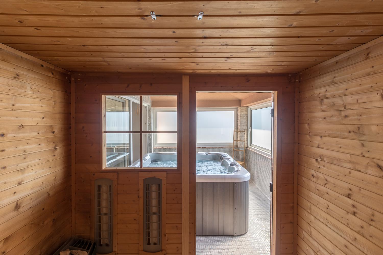 Whirlpool - Sauna